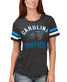 Women's Carolina Panthers Extra Point T-Shirt