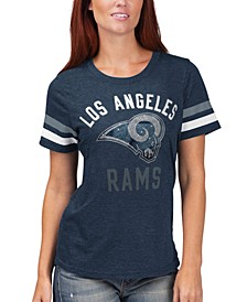 Women's Los Angeles Rams Extra Point T-Shirt