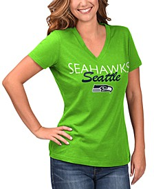Women's Seattle Seahawks Teamwork T-Shirt