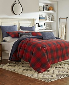 Brighton Full/Queen Comforter Set