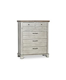 Mason 5-Drawer Chest