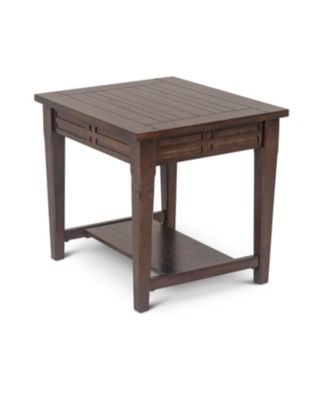 Cleave End Table