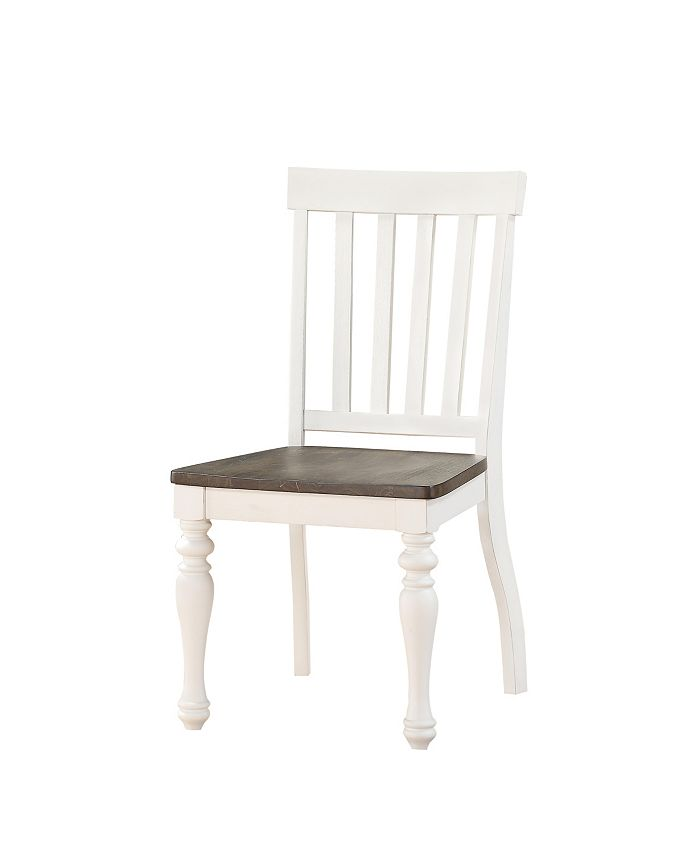 Furniture - Judd Two Tone Dining Side Chair
