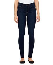 High Rise Skinny Leg Jeans