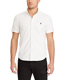 Men's Big & Tall Classic Fit Oxford Cotton Shirt