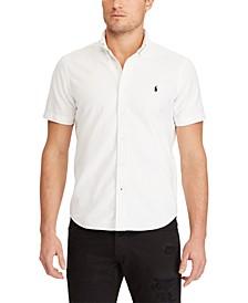 Men's Big & Tall Classic Fit Oxford Cotton Shirt
