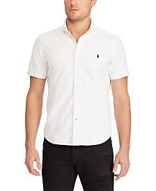 Polo Ralph Lauren Men's Big & Tall Classic Fit Oxford Cotton Shirt