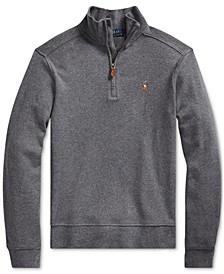 Big Boys Interlock Cotton Sweatshirt