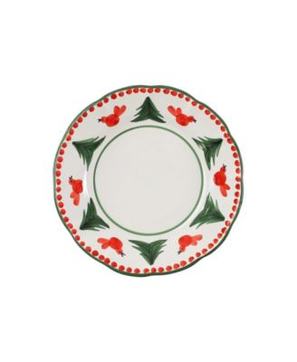 Uccello Rosso Salad Plate