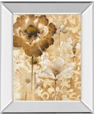 "Sepia Daybreak I by Richard Henson Mirror Framed Print Wall Art, 22"" x 26"""