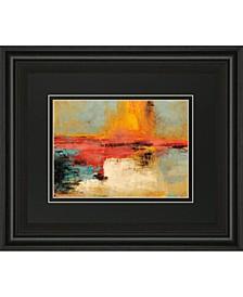 """Acertijo by Santos Villareal Framed Print Wall Art, 34"""" x 40"""""""