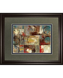 """All Around Play by Tom Reeves Framed Print Wall Art, 34"""" x 40"""""""