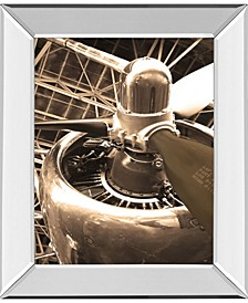 """Dc4 Aircraft by Danita Delimont Mirror Framed Print Wall Art, 22"""" x 26"""""""