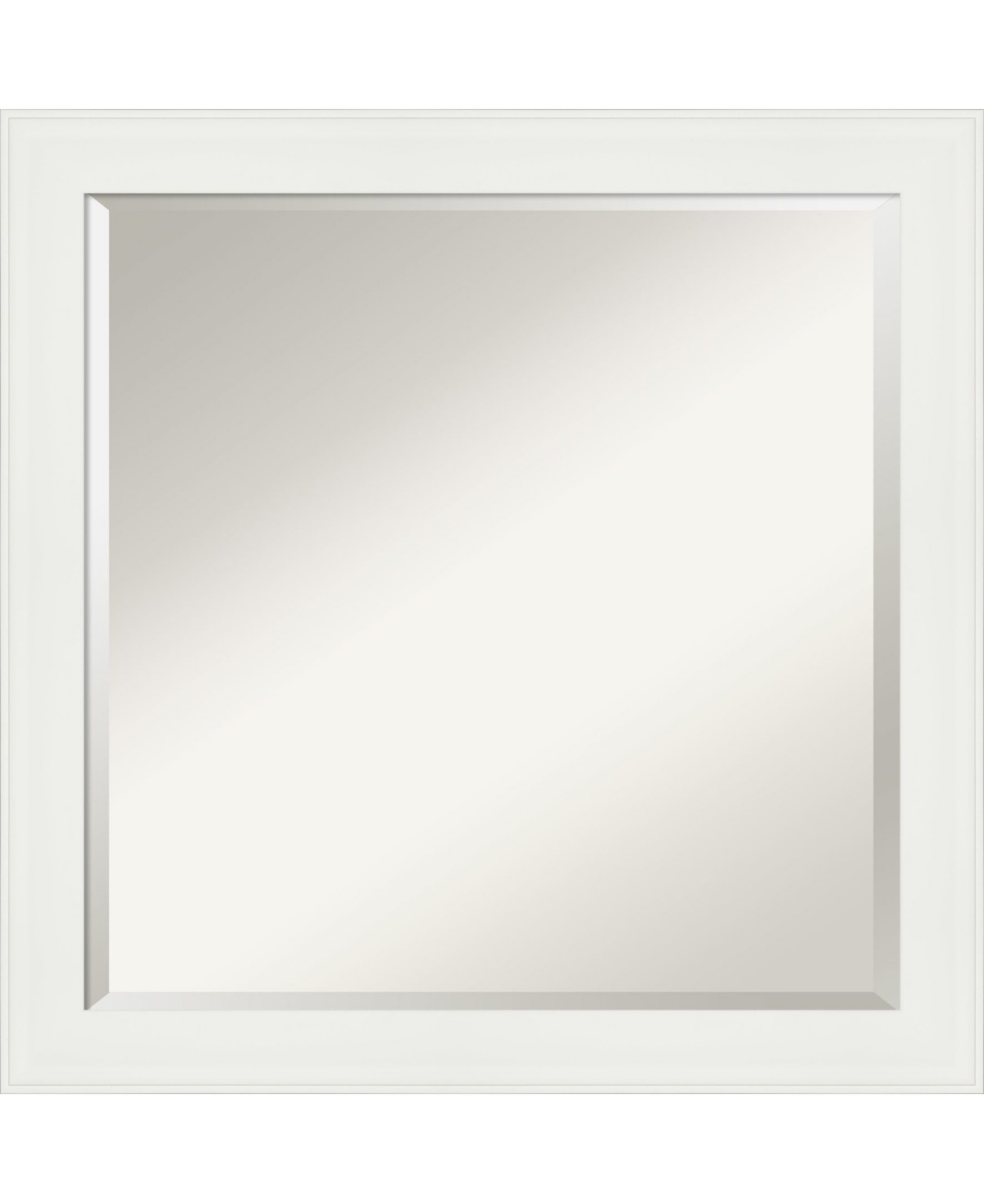 Amanti Art Vanity Framed Bathroom Vanity Wall Mirror, 23.38