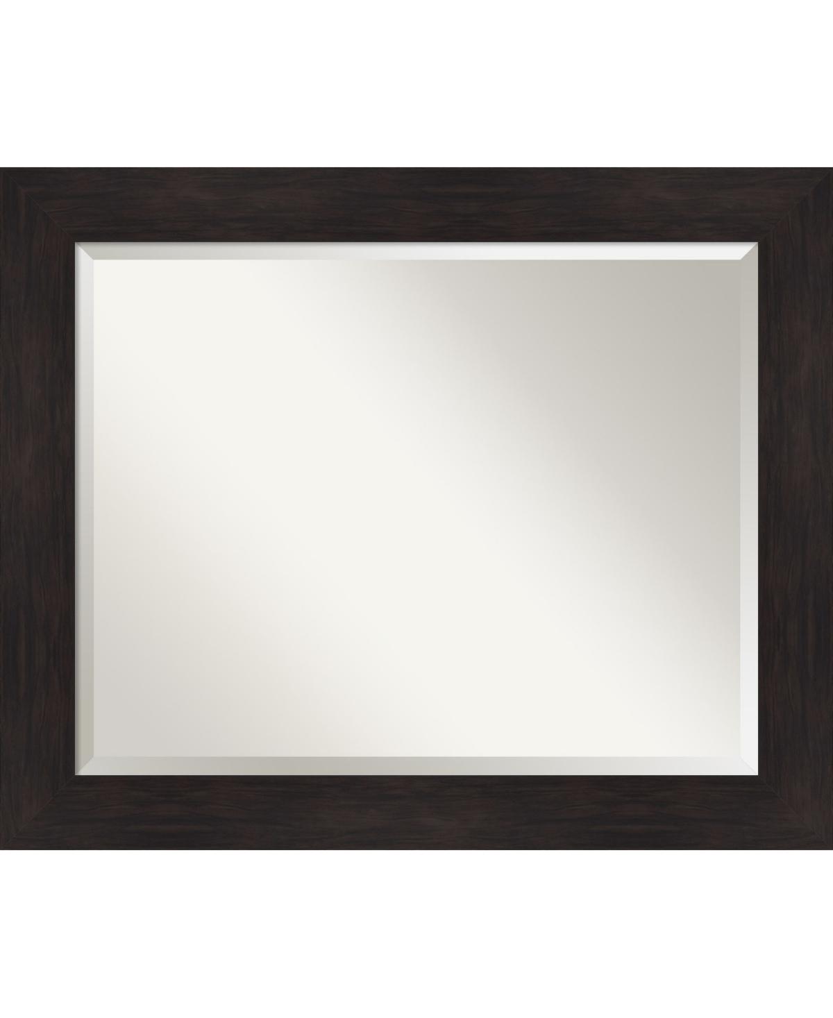Amanti Art Furniture Framed Bathroom Vanity Wall Mirror, 33.38
