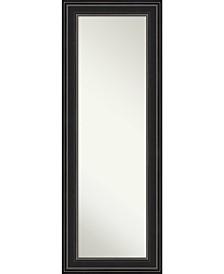 "Ridge on The Door Full Length Mirror, 19.75"" x 53.75"""