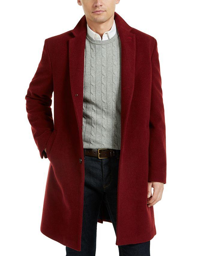 Tommy Hilfiger - Coat, Addison Double-Button