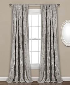 "Avon Ruffle 54"" x 95"" Single Curtain Panel"