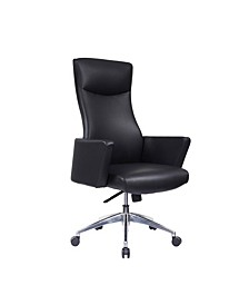 Techni Mobili High Back Executive Office Chair