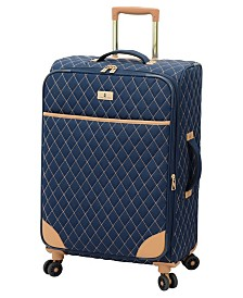 """London Fog Queensbury 24"""" Expandable Spinner"""