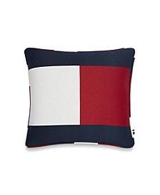 Flag 18 Square Decorative  Pillow