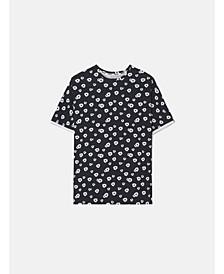 Madison Big Poppy Lounge T-Shirt