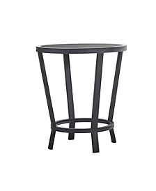 Baxton Outdoor End Table, Quick Ship