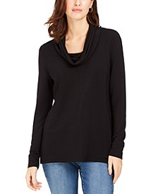 Cowlneck Top, Created for Macy's