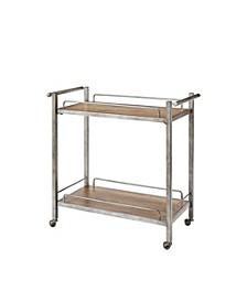 Martha Stewart Jemma Bar Cart