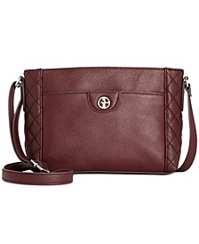Quilted Crossbody, Created For Macy's