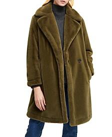 Buona Faux-Fur Coat