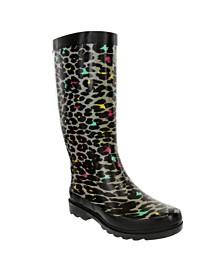 Sugar Raffle Rain Boots