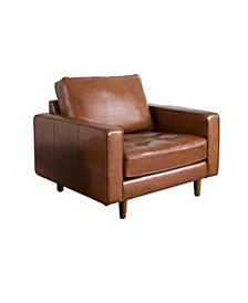 Shiloh Leather Arm Chair