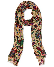 French Tapestry Scarf