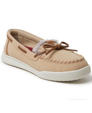 Women's Supply Co. by Robin Ultrasuede Moccasin with Tie Women's Shoes