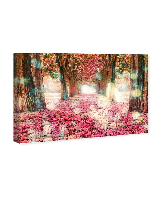 """Oliver Gal Beautiful Day Canvas Art, 45"""" x 30"""""""