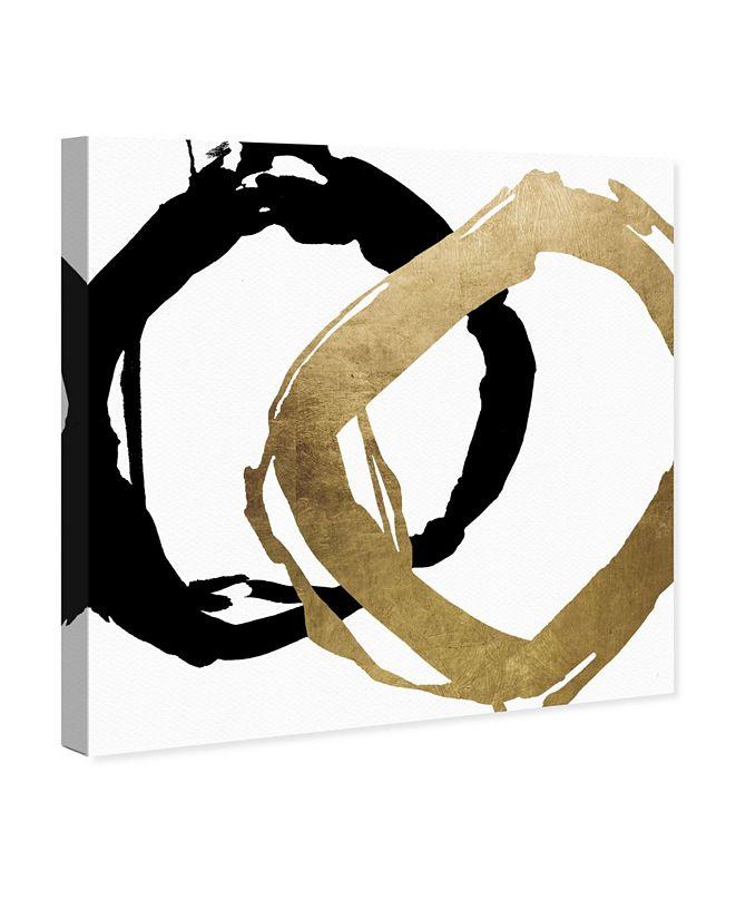 "Oliver Gal Equal Canvas Art, 43"" x 43"""