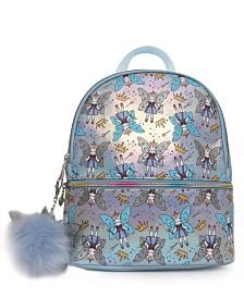 OMG! Accessories Fairy Unicorn Printed Mini Backpack