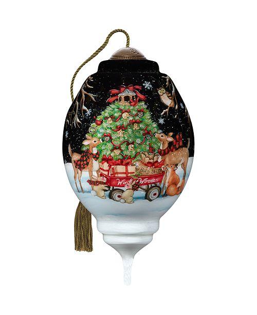 Ne'Qwa Winter Wonder Ornament