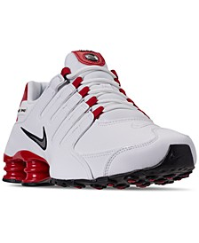 Men's Shox NZ Running Sneakers from Finish Line