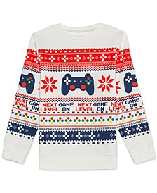 Big Boys Gamer Sweatshirt