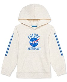 Little Boys NASA Future Astronaut Hoodie