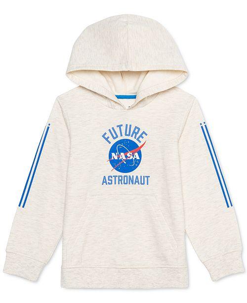 Jem Toddler Boys NASA Future Astronaut Hoodie