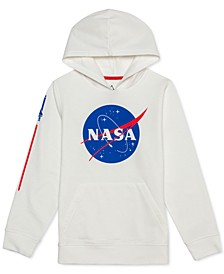 Big Boys NASA Shuttle Stripe Hoodie