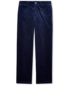 Big Boy's Slim Fit Stretch Corduroy Pants