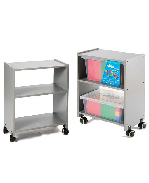 UNiPLAY Tensquare  Storage Trolley with 4 Wheels