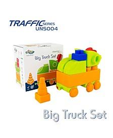 16 Piece Set To Build 1 Jumbo Truck
