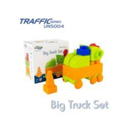 UNiPLAY 16 Piece Set To Build 1 Jumbo Truck