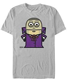 Despicable Me Men's Minions Phantom Halloween Monster Short Sleeve T-Shirt