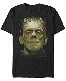 Universal Monsters Big Frank Men's Short Sleeve T-shirt
